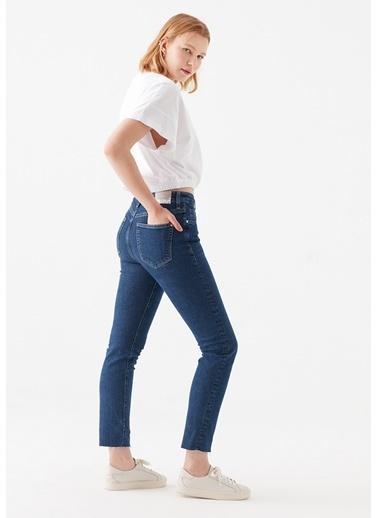 Mavi Viola All Blue  Mavi Jean Pantolon Mavi